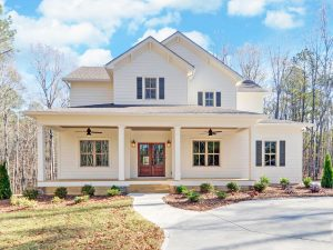 Gainesville Georgia Home Builder | Single Family Home Modern Farm House