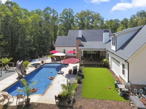 Outdoor Kitchens | Luxuriious Swimming Pools | Covered Porches
